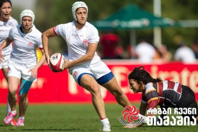 Ana Poghosyan – The Best Female Rugby Player of  2015