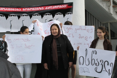 Marriage under-18 banned in the Pankisi Gorge: Imams will no longer endorse early marriages