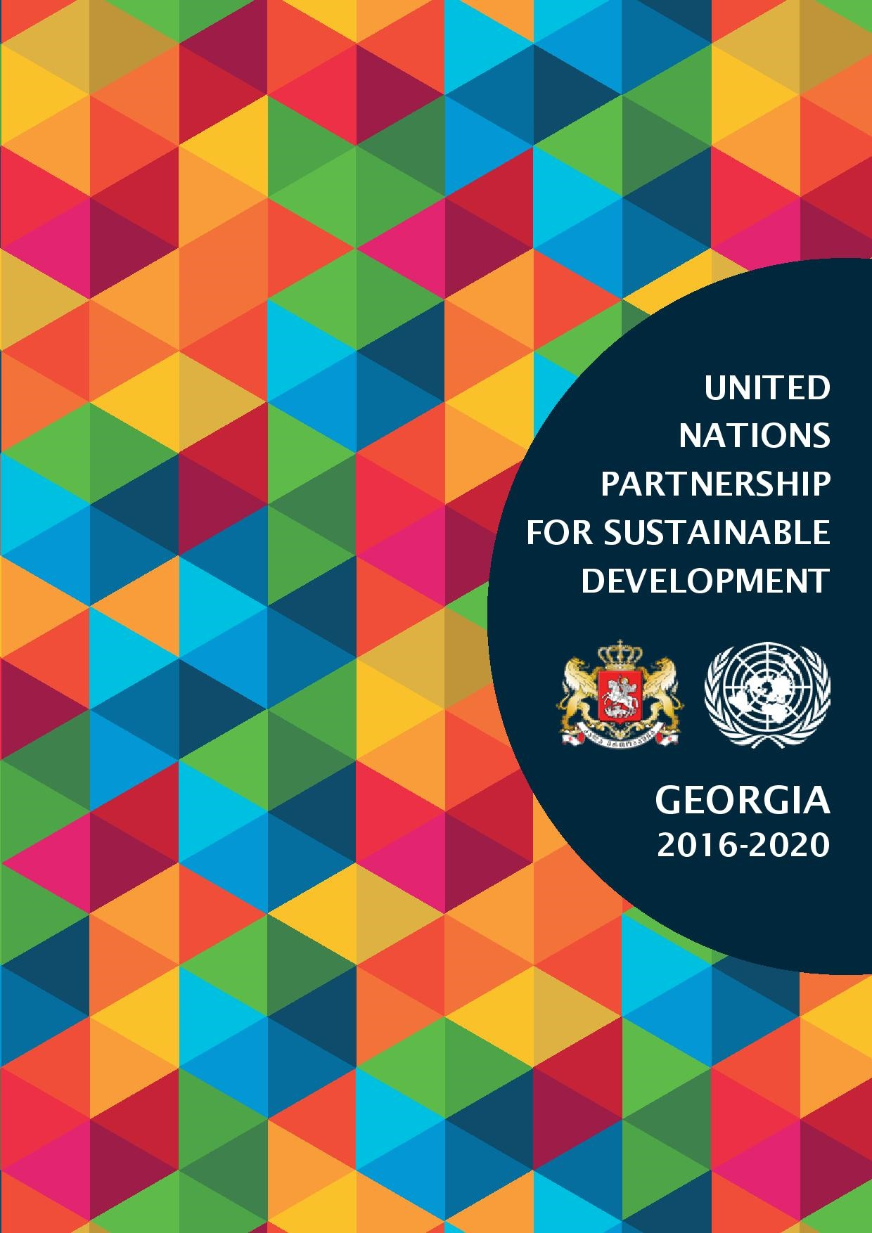 2016-2020 United Nations Partnership for Sustainable Development (UNPSD)