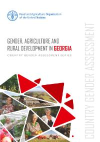 Gender, agriculture and rural development in Georgia