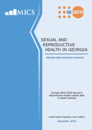 Sexual and Reproductive Health in Georgia