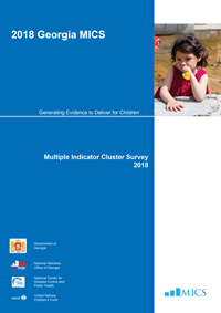 2018 Georgia MICS (Multiple Indicator Cluster Survey)