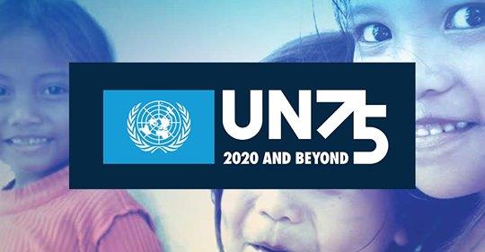 UN75 Survey: Have your say, shape your future