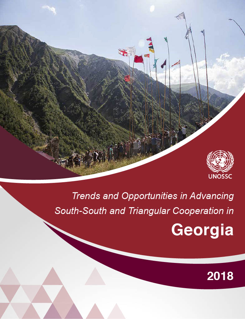 Trends and Opportunities in Advancing South-South and Triangular Cooperation in Georgia