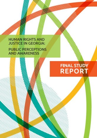 Human Rights and Access to Justice in Georgia: Public Perceptions and Awareness