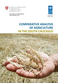 Comparative Analysis of Agriculture in the South Caucasus. 2013