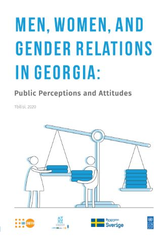 Men, Women and Gender Relations in Georgia: Public Perceptions and Attitudes