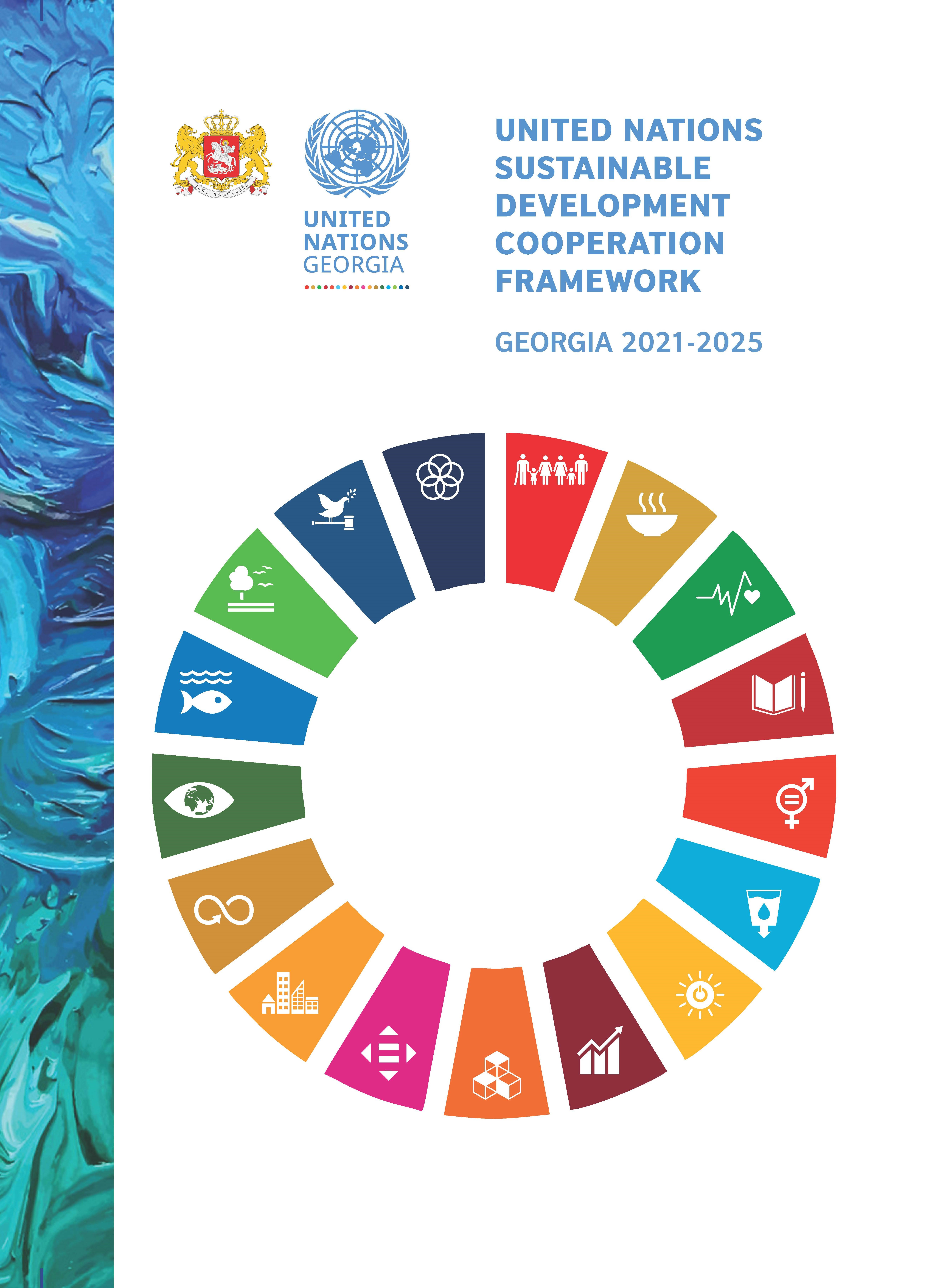 The United Nations Sustainable Development Cooperation Framework (UNSDCF) for 2021-2025