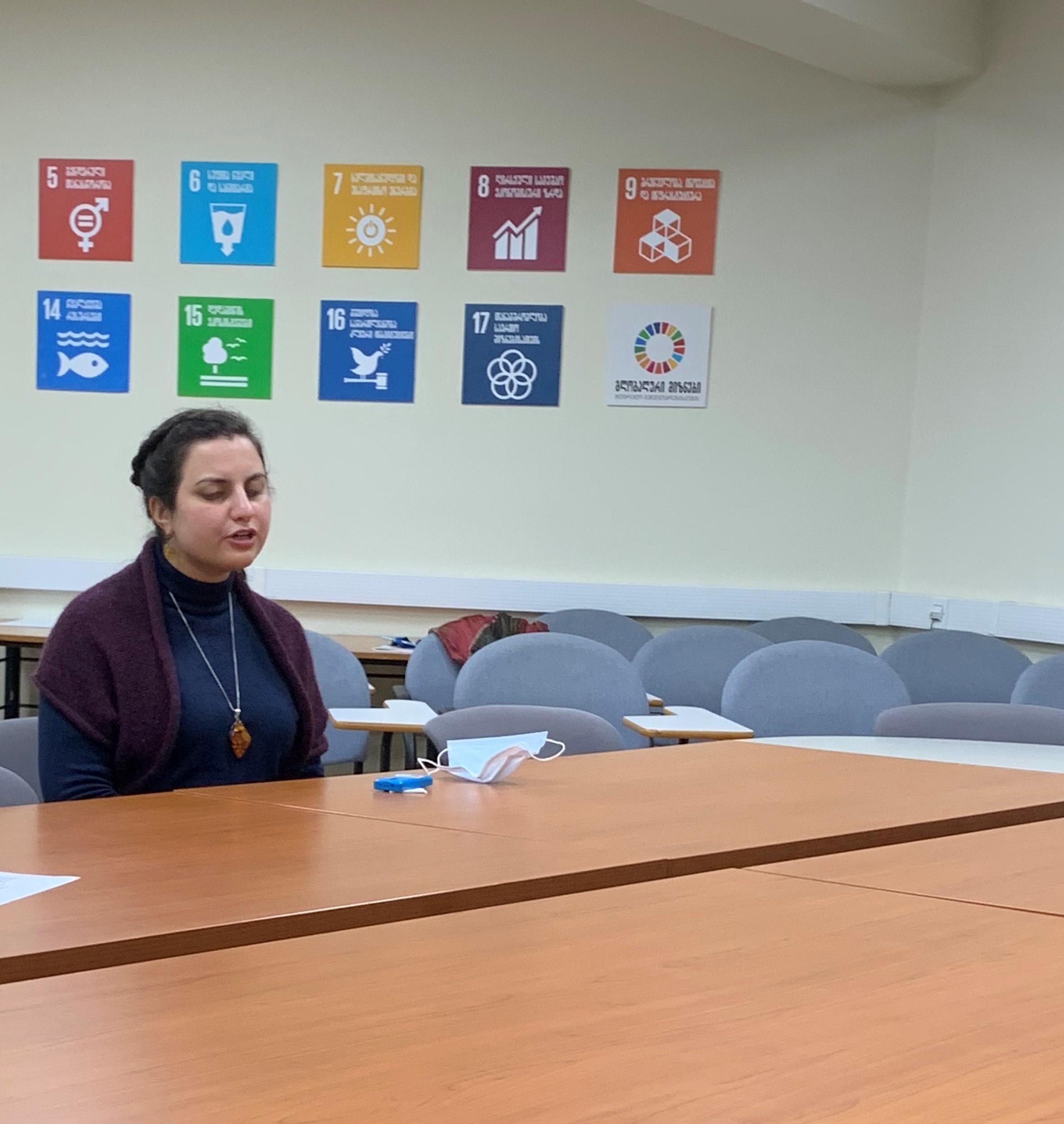 Human rights activists talk disability