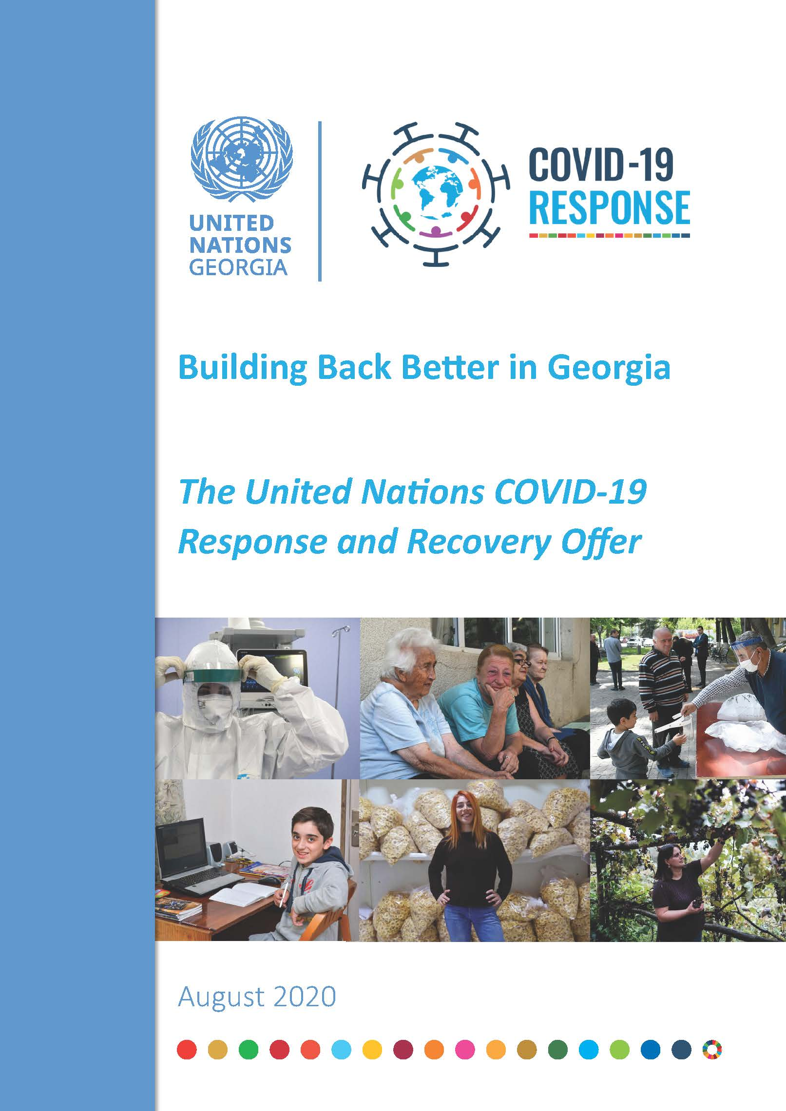 Building Back Better in Georgia: The United Nations COVID-19 Response and Recovery Offer