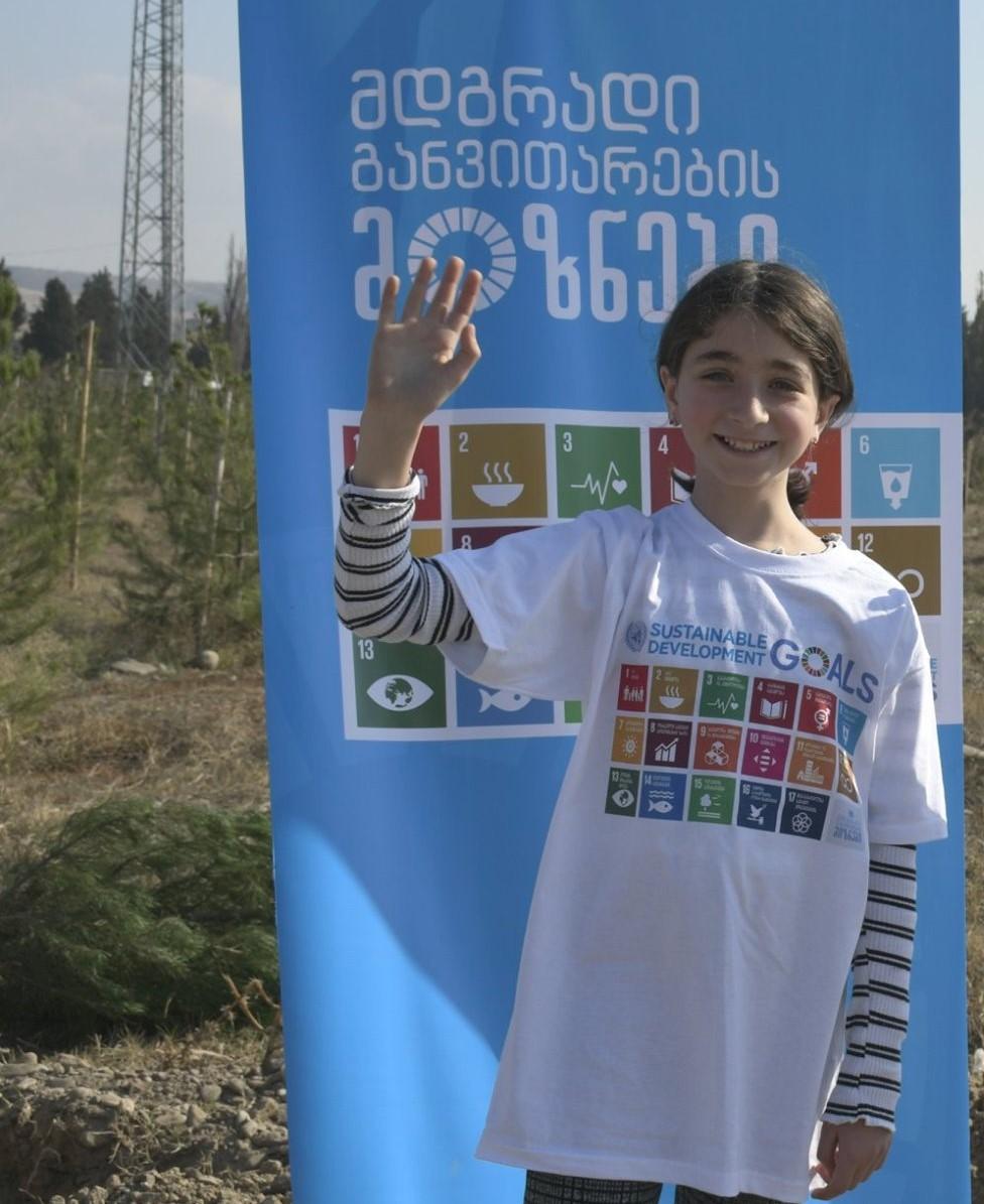 Georgia launches Sustainable Development Goals Financing Report