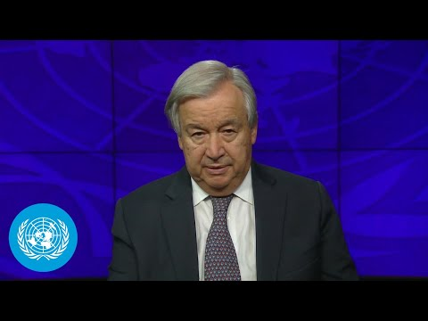 Video Message for the Secretary-General:International Day of Peace