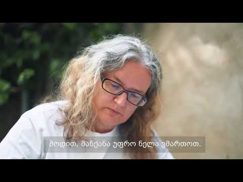 UN Global Road Safety Week: Dr. Sabine Machl, UN Resident Coordinator in Georgia